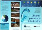Zaključek projekta Oskrba s pitno vodo Suhe krajine