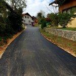 Ureditev javne poti v kraju Gornji Križ